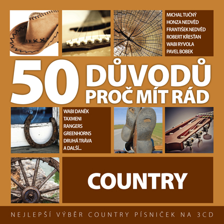 50 DUVODU PROC MIT COUNTRY - 3CD