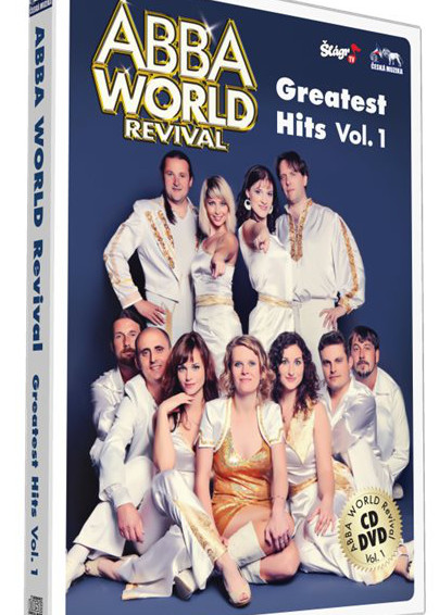 ABBA WORLD REVIVAL - Greatest Hits Vol. 1 (1cd+1dvd)