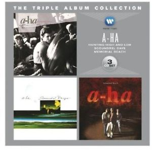 A-HA THE TRIPLE ALBUM COLLECTION 3CD