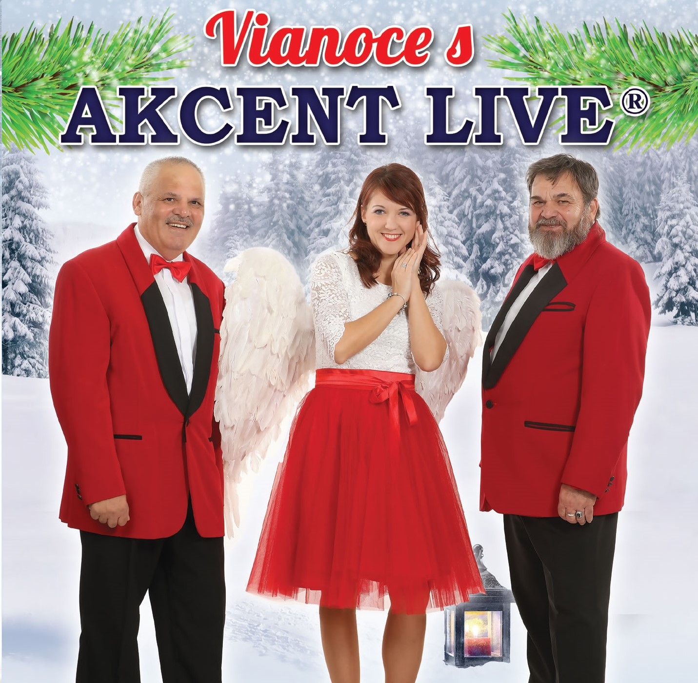 Akcent Live - Vianoce s Akcent Live (cd)