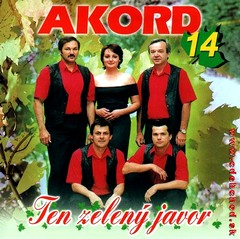 AKORD 14 - Ten zelený javor CD