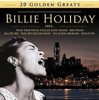 Billie Holiday - 20 Golden Greats