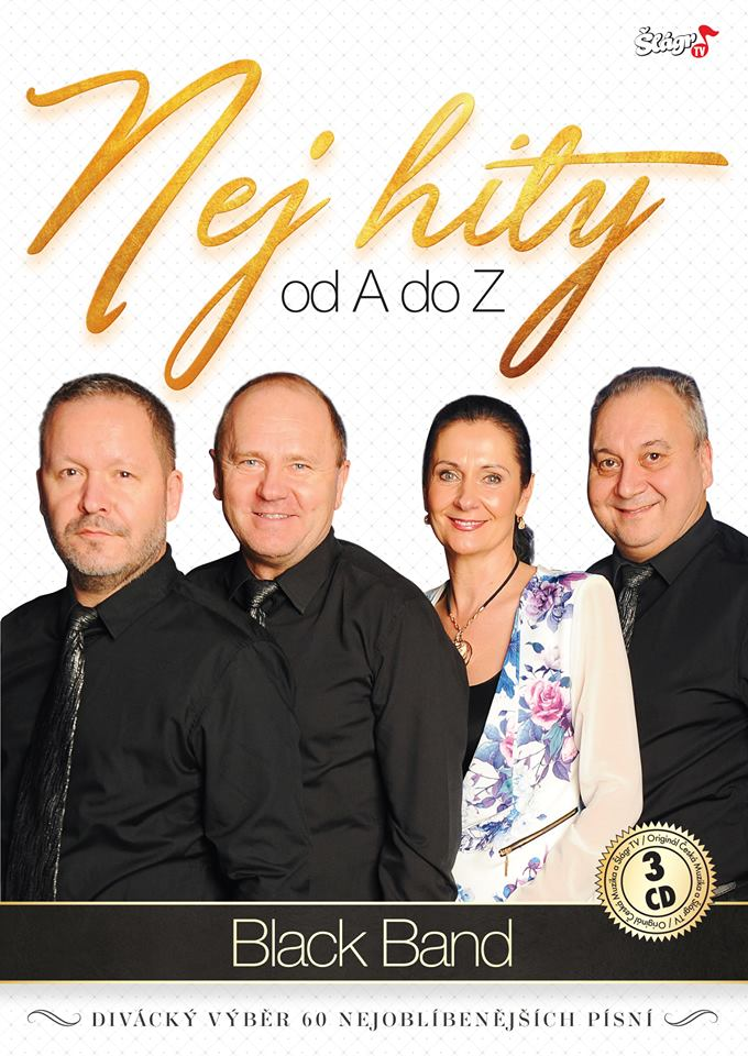 Black Band - Nej hity od A do Z, 3CD
