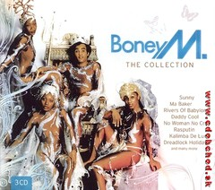 BONEY M - Collections / 3CD