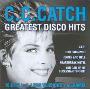 C.C.Catch - Greatest Disco Hits