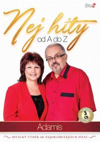 Duo ADAMIS - Nej hity od A do Z, 3CD