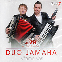 Duo Jamaha - Vitame Vás 1CD