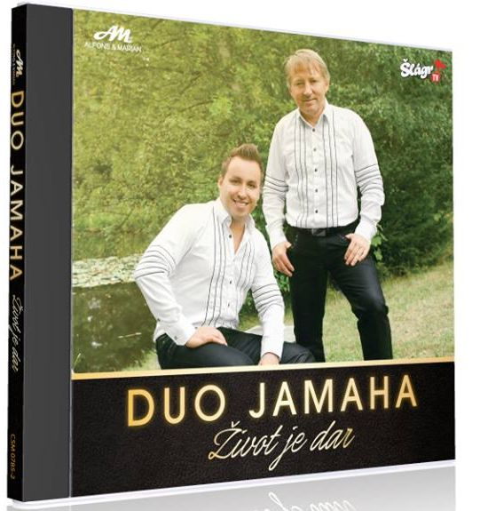 DUO JAMAHA - Život je dar CD