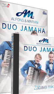 Duo Jamaha - ZÁBAVA MIX CD+DVD
