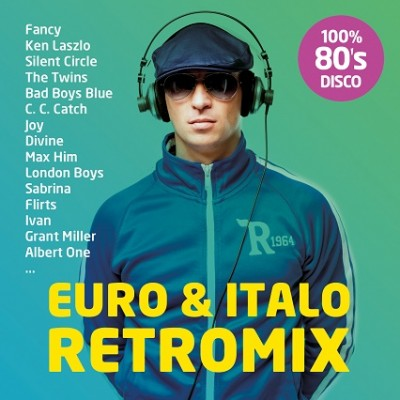 Euro & Italo Retromix - CD