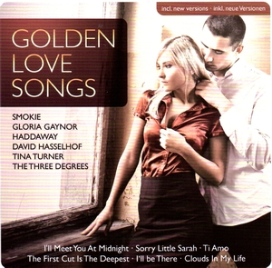 Golden Love Songs 2CD