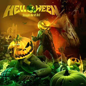 Helloweeen – Straight Out Of Hell