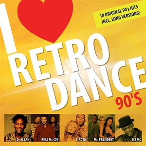 I love Retro Dance 90