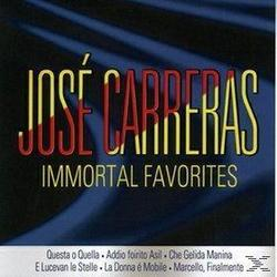 José Carreras - Immortal Favorites