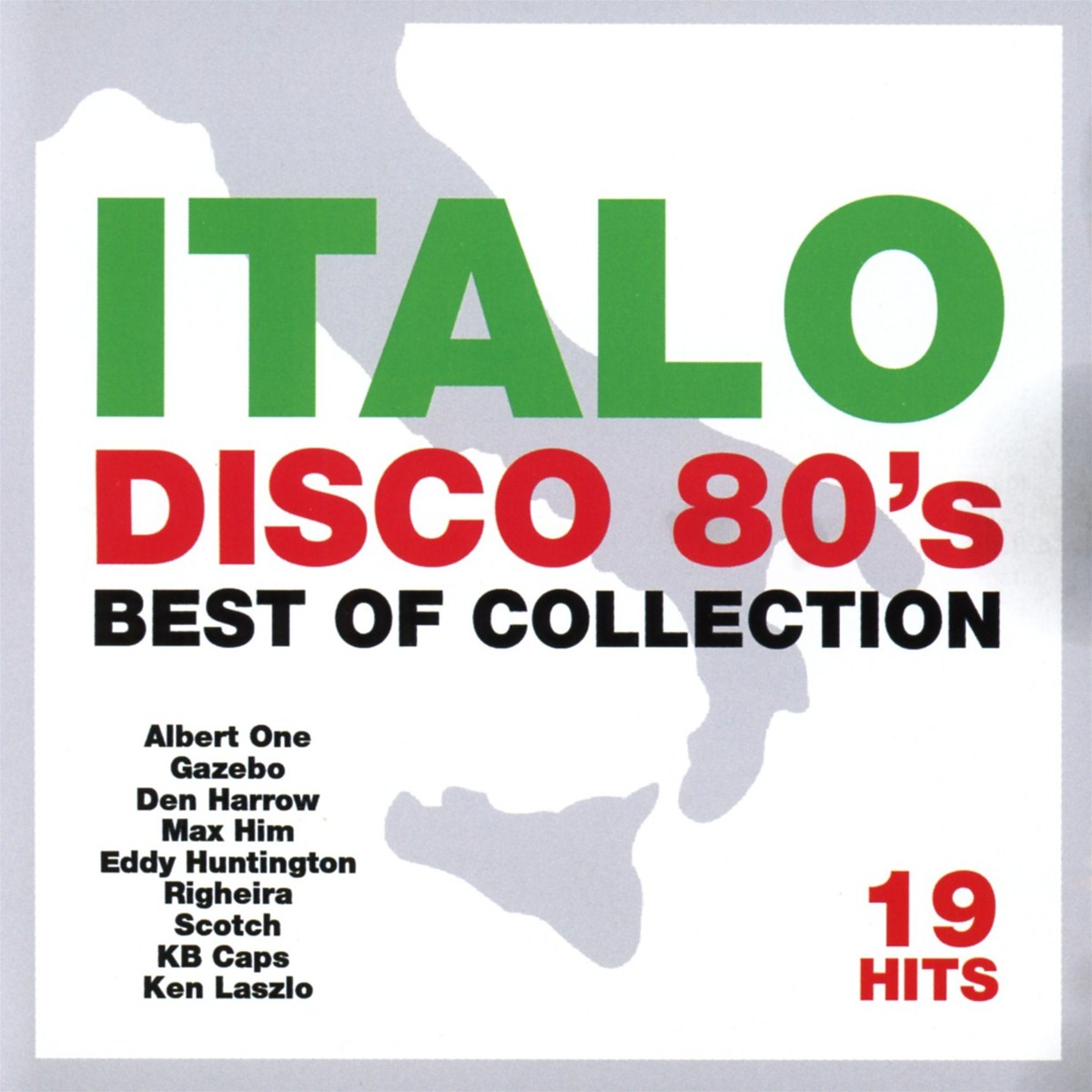 Italo Disco 80 s-Best of Collection