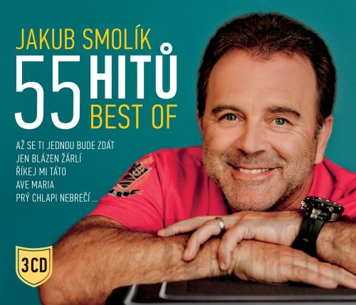 Jakub Smolík - 55 hitů - Best Of, 3 CD