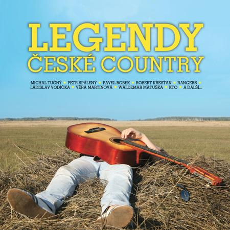 LEGENDY CESKE COUNTRY (2CD)