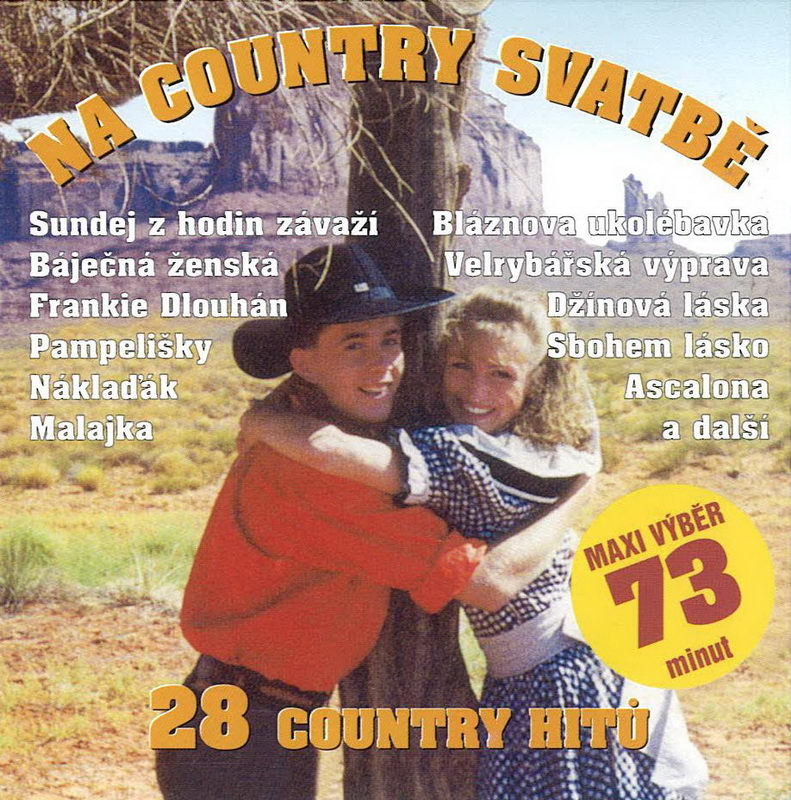 Na country svatbě