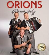 Orions - Piese� l�sky 3 CD + 1 DVD