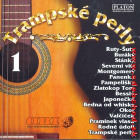 TRAMPSKÉ PERLY 1 - CD