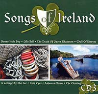 Songs of Ireland 3.