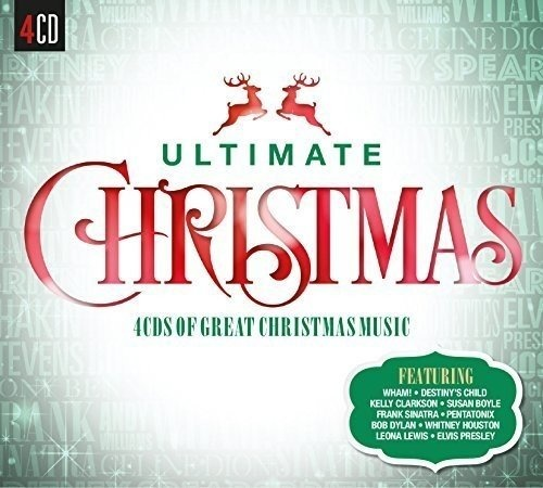 "Various – ""Ultimate… Christmas"" 4CD"