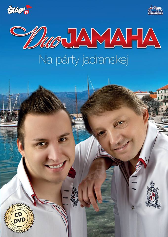 DUO JAMAHA - Na party Jadranskej CD+DVD
